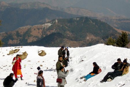 Agra to Shimla honeymoon tour packages