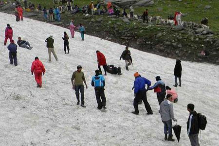 Ahmedabad to Shimla honeymoon tour packages