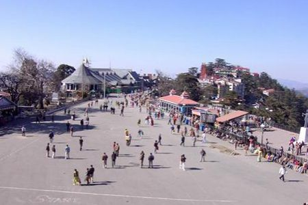 Calicut to Shimla honeymoon tour packages
