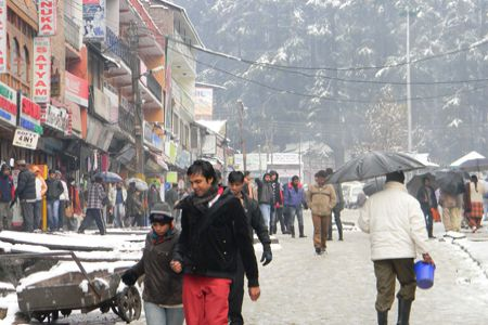 Jammu to Shimla honeymoon tour packages