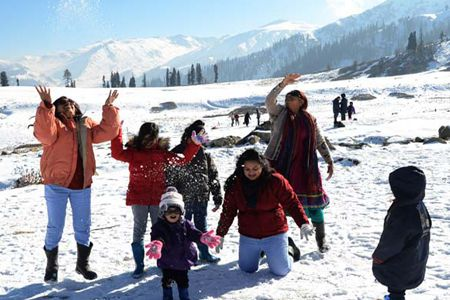 Lucknow to Shimla honeymoon tour packages