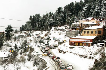 Ludhiana to Shimla honeymoon tour packages