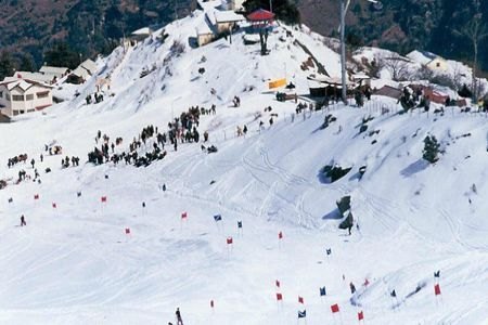 Nagpur to Shimla honeymoon tour packages