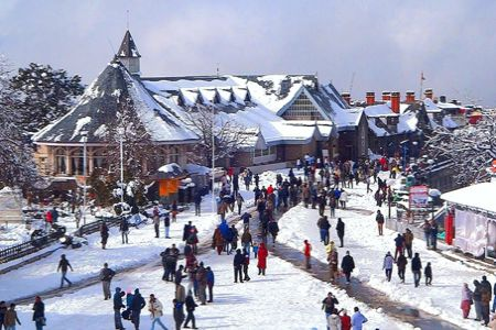 Trivandrum to Shimla honeymoon tour packages